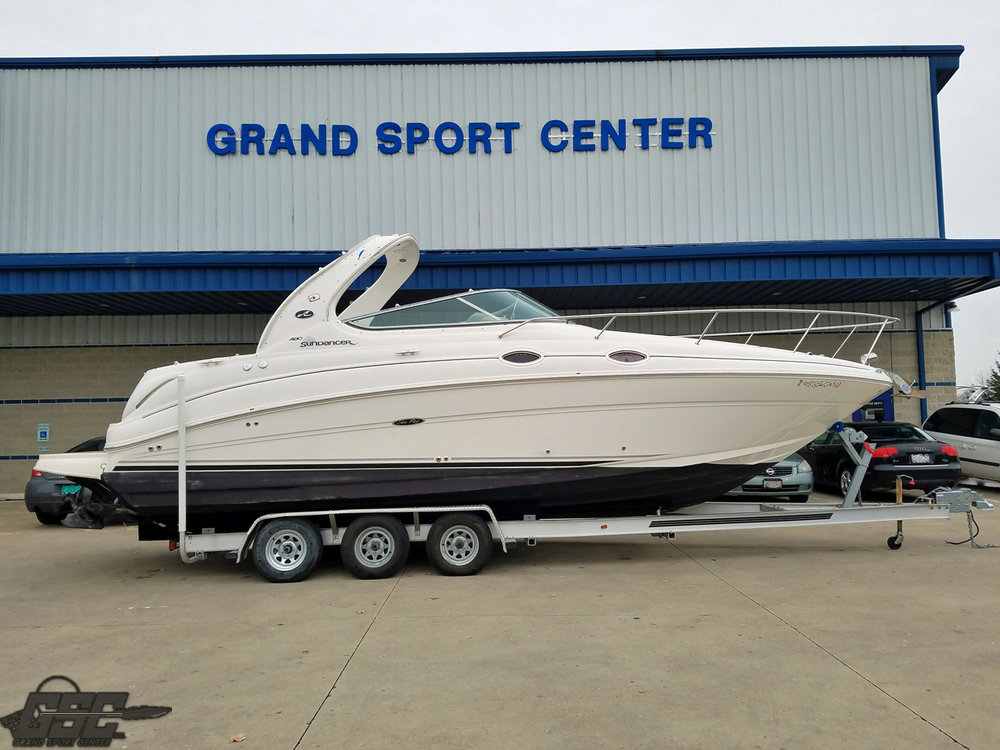2007 SeaRay 280 Sundancer