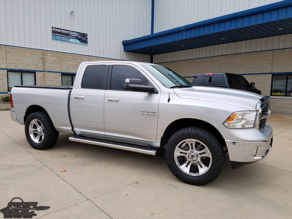 2014 Dodge Ram 1500 Big Horn Quad Cab SLT 4x4