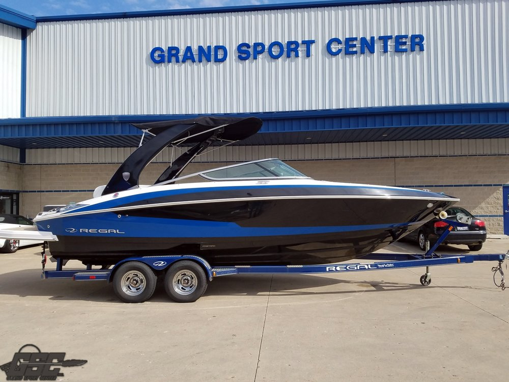 2016 Regal 2500 Bowrider