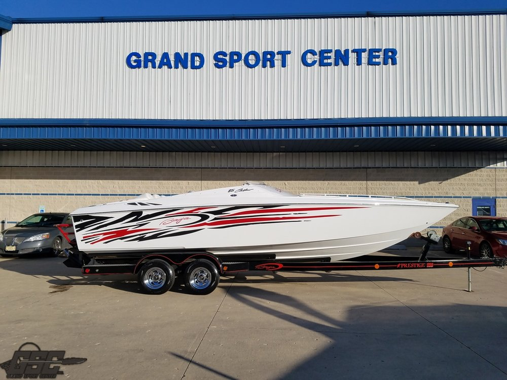 2004 Baja 25 Outlaw SST - Raylar 525  Sold in 24 hrs!