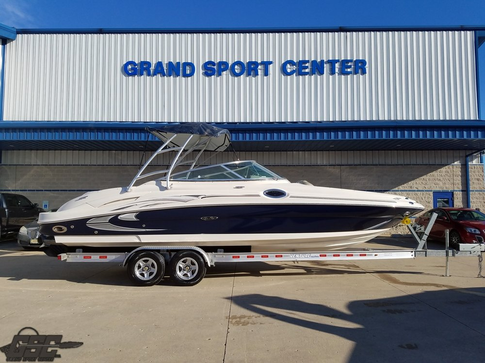 2006 SeaRay 270 Sundeck - 496 Mag Bravo 3