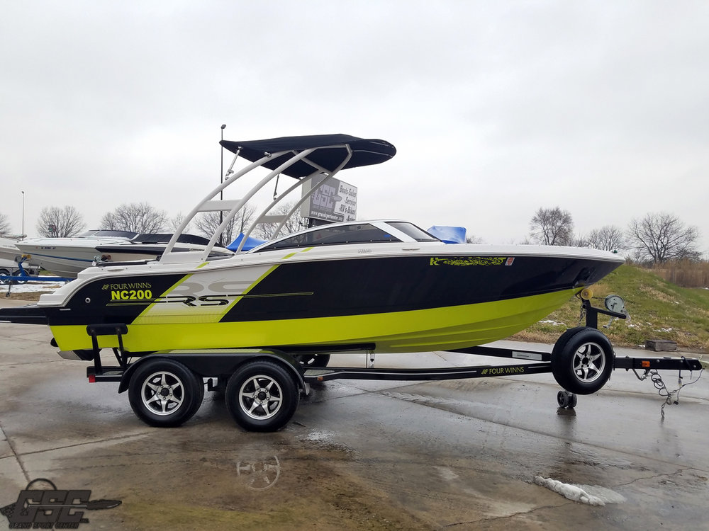 2014 Four Winns H190 RS Open Bow