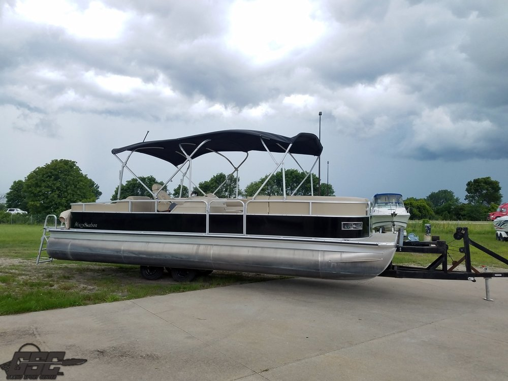 2013 Misty Harbor 2585RL Pontoon