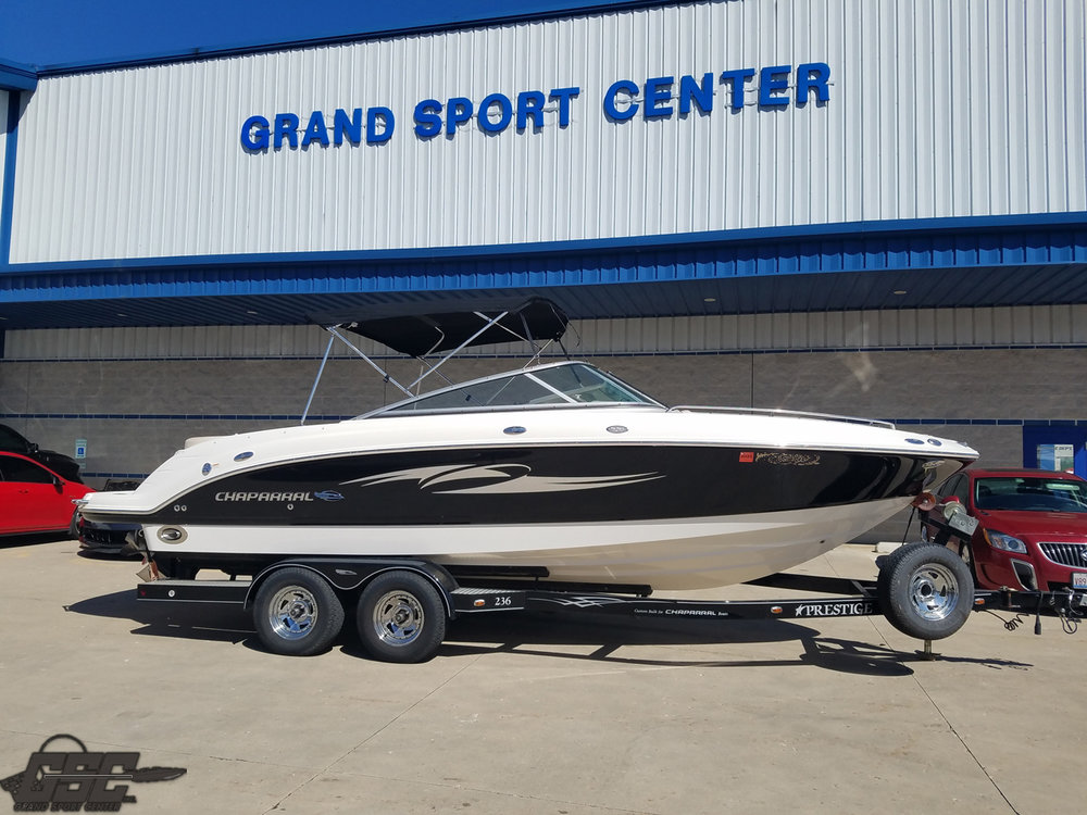 2008 Chaparral 236SSi Bowrider