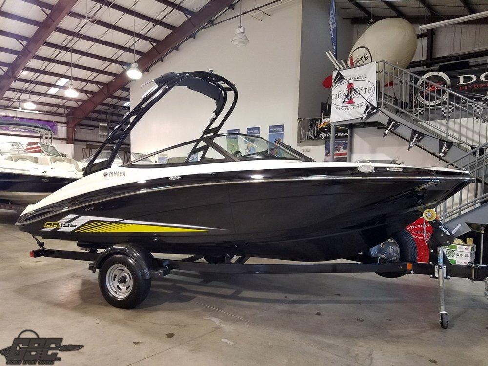 2017 Yamaha AR195 Jetboat