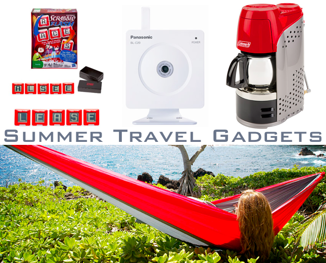 2011 summer travel gadgets