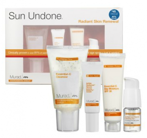 dr murad sun undone travel kit