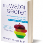 dr murad water secret book + travel skin care