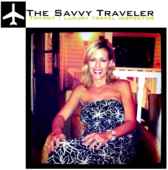 the savvy traveler + luxe tiffany