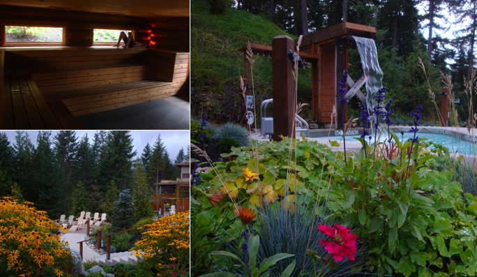 whistler outdoor spa