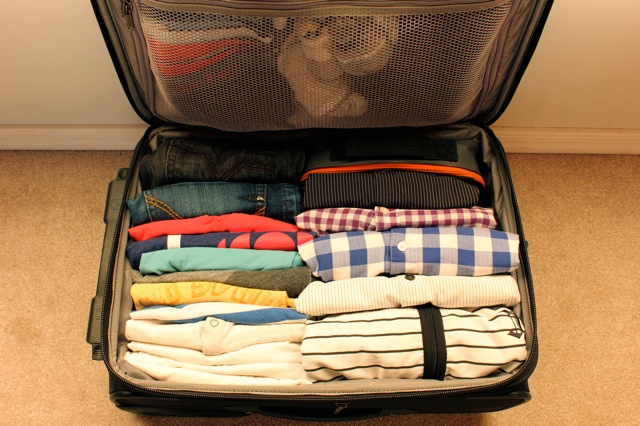 Packing pointers with shaun trip styler for Best way to pack shirts