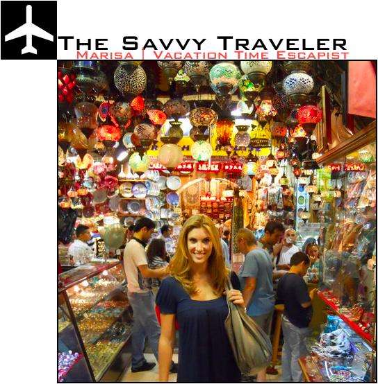 Savvy Traveler + Marisa + Trip Styler