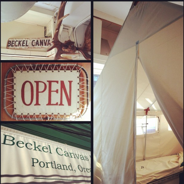 beckel canvas portland