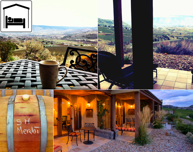 hester creek winery villas