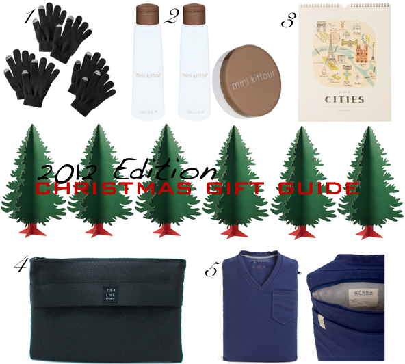 trip styler travelers' gift guide + christmas