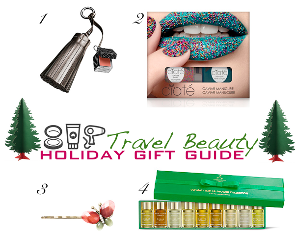 travel beauty holiday gift guide