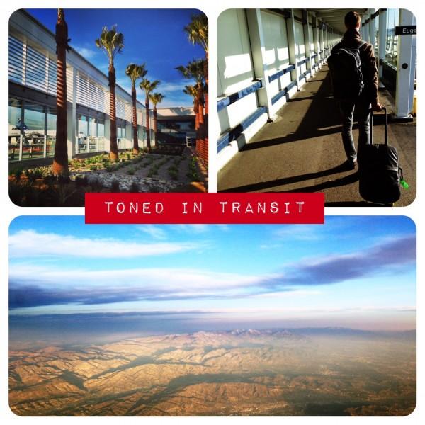 toning in transit