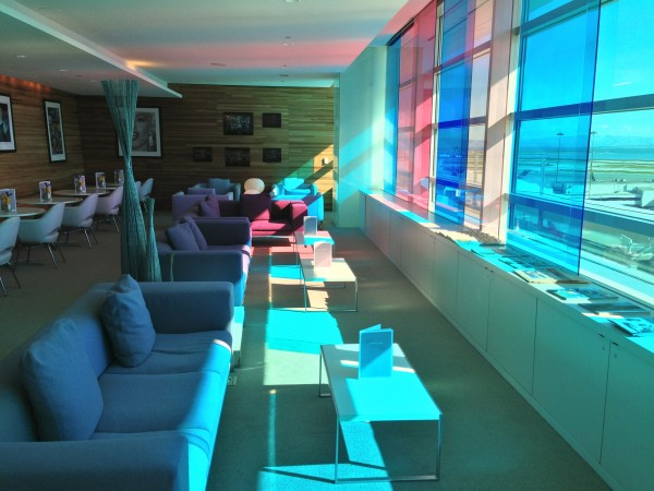 Virgin Atlantic SFO Lounge