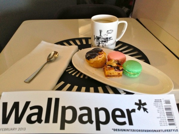 tea time on virgin atlantic upper class