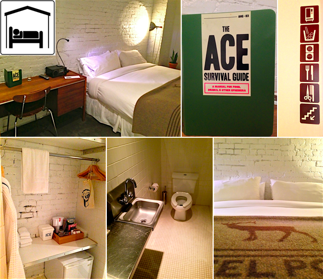 Ace Hotel Seattle + Trip Styler