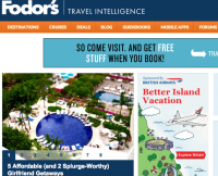 fodor's 7 affordable girlfriend getaways