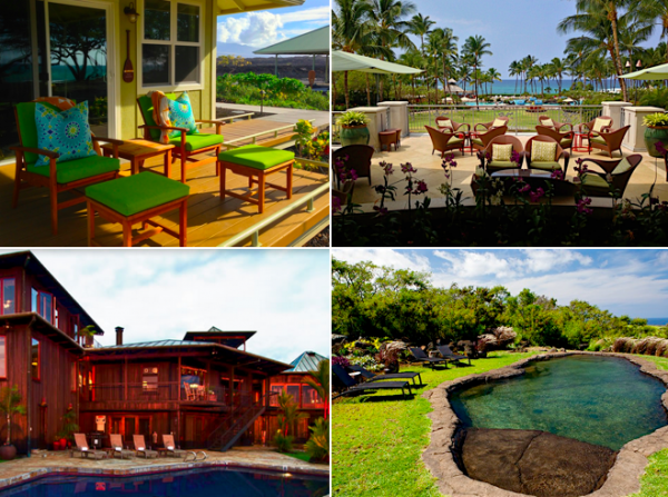 where to stay in hawaii big island