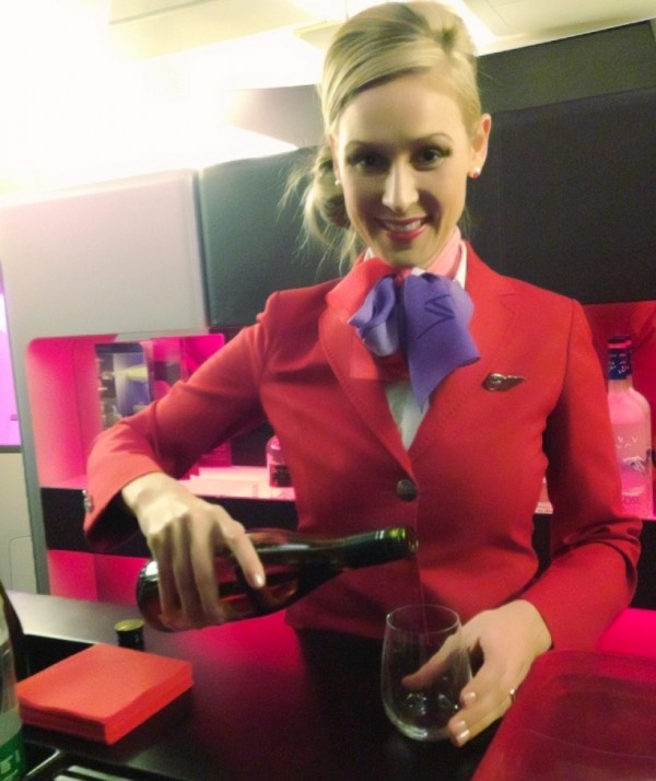 virgin atlantic travel makeup tips