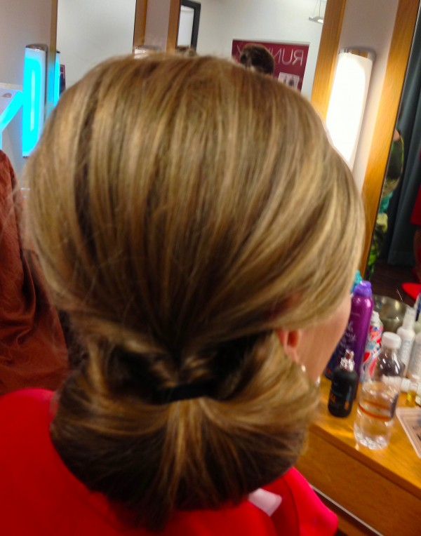 virgin atlantic updo