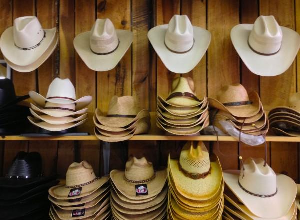 cowboy shopping