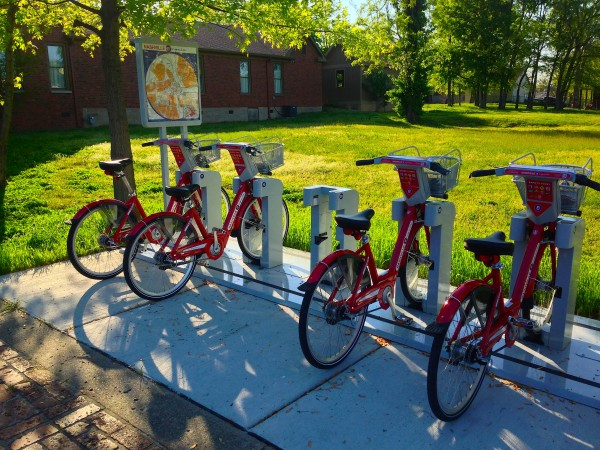 nashville bike share