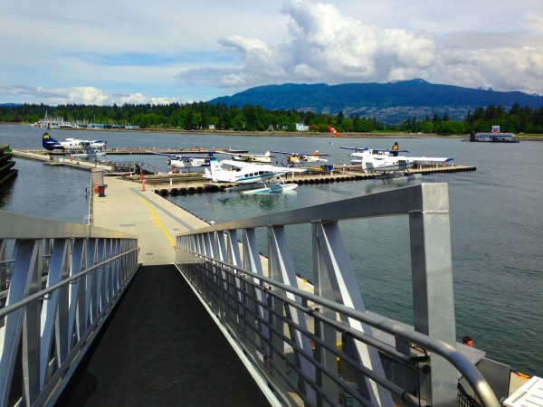 vancouver harbour air terminal