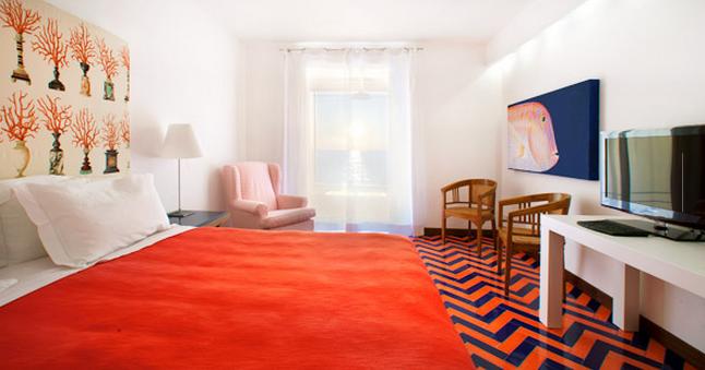 capo gala bedrooms