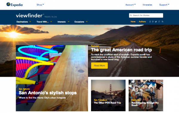 expedia viewfinder blog