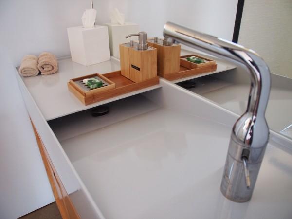 bathroom at encuentro guadalupe