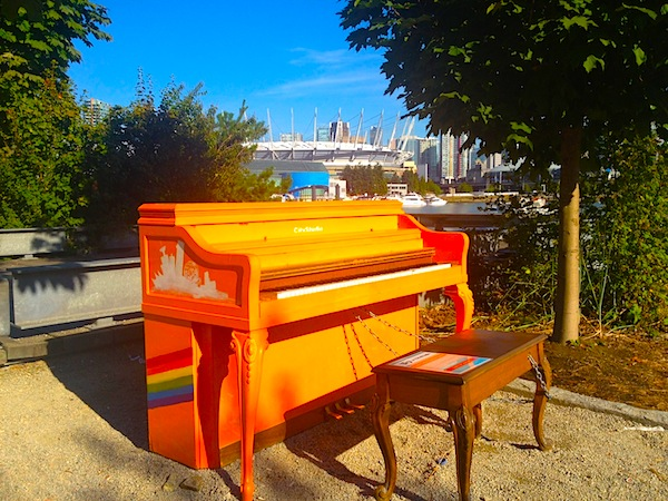 vancouver pop-up pianos