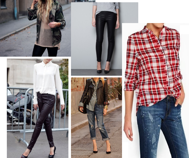 fall fashion packing inspiration