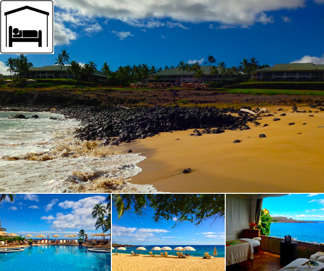 four seasons lanai beachfront