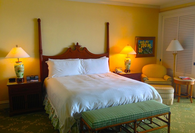 rooms at four seaons lanai manele bay