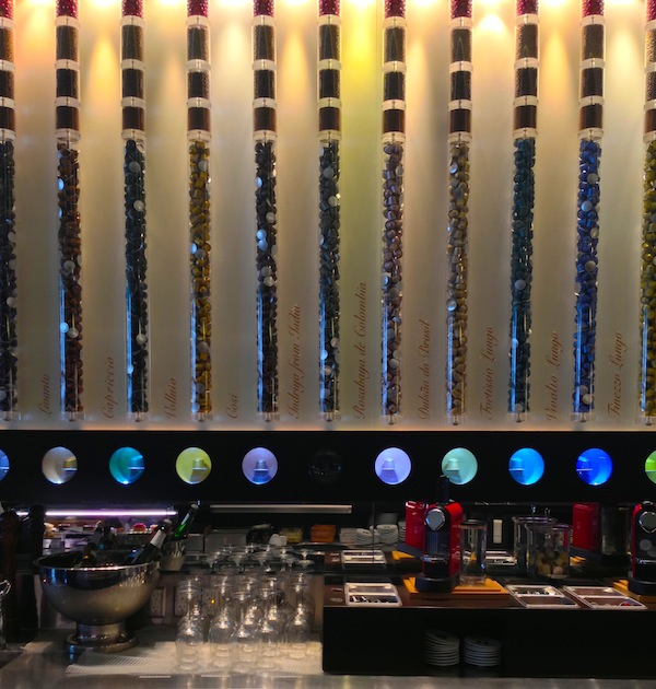 nespresso boutique bar SoBe