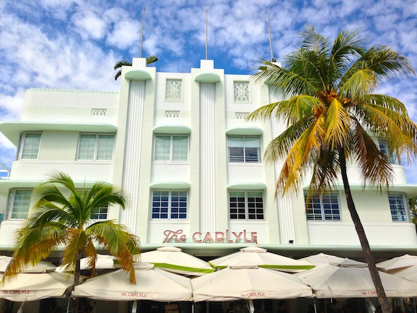 the carlyle hotel miami