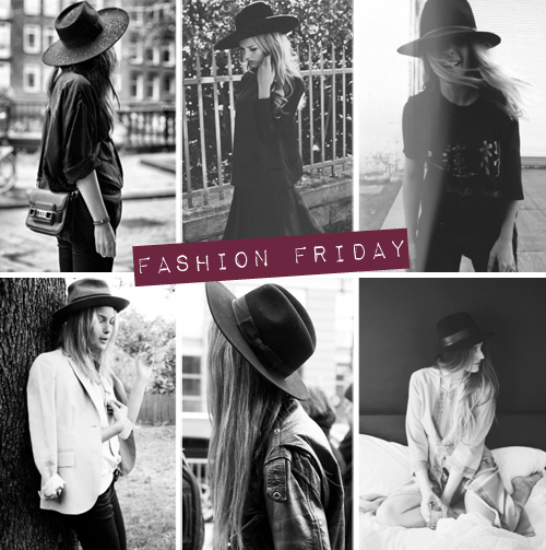 fashion friday hats