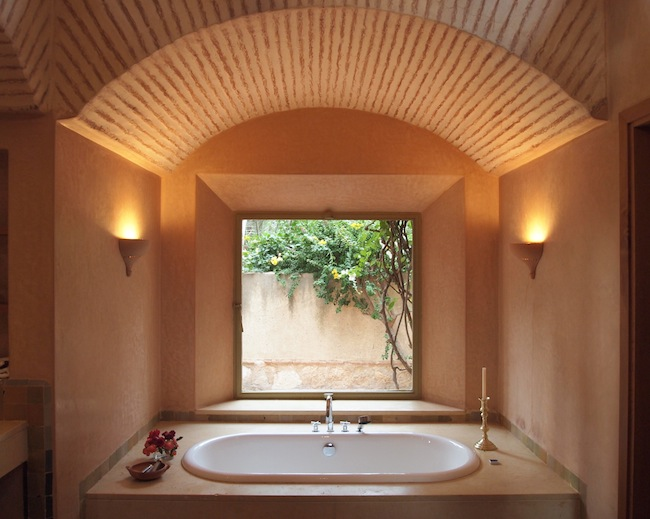 bongalow bathroom la gazelle d'or