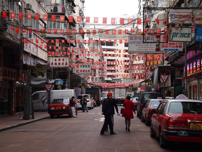 Hong Kong trip styler cathay