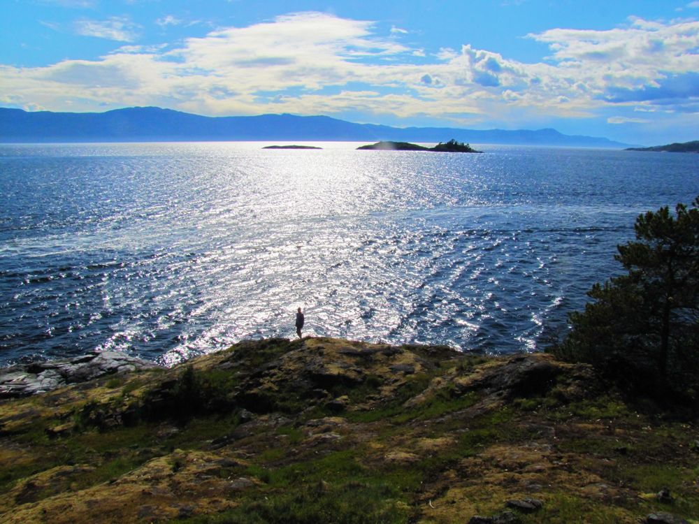 Daniel Point Park, at the mouth of Pender Harbour {don't miss it!}