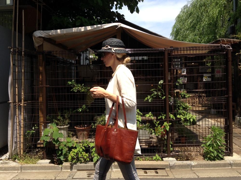 Five months. Tokyo.