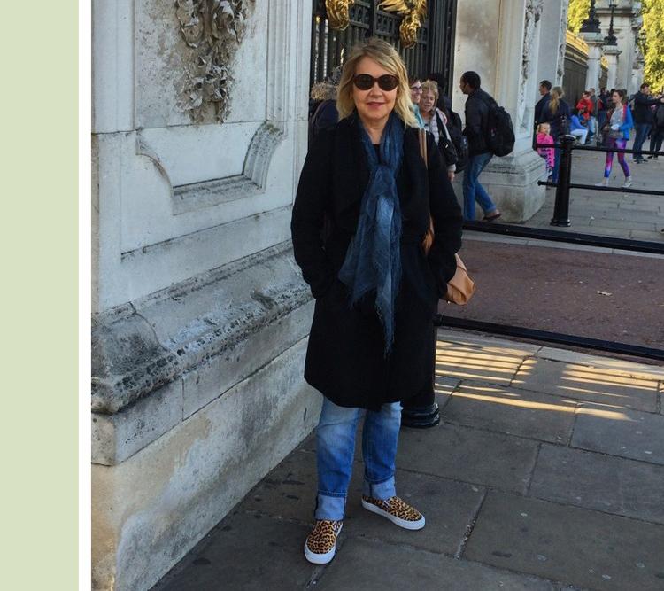 Charlene in London