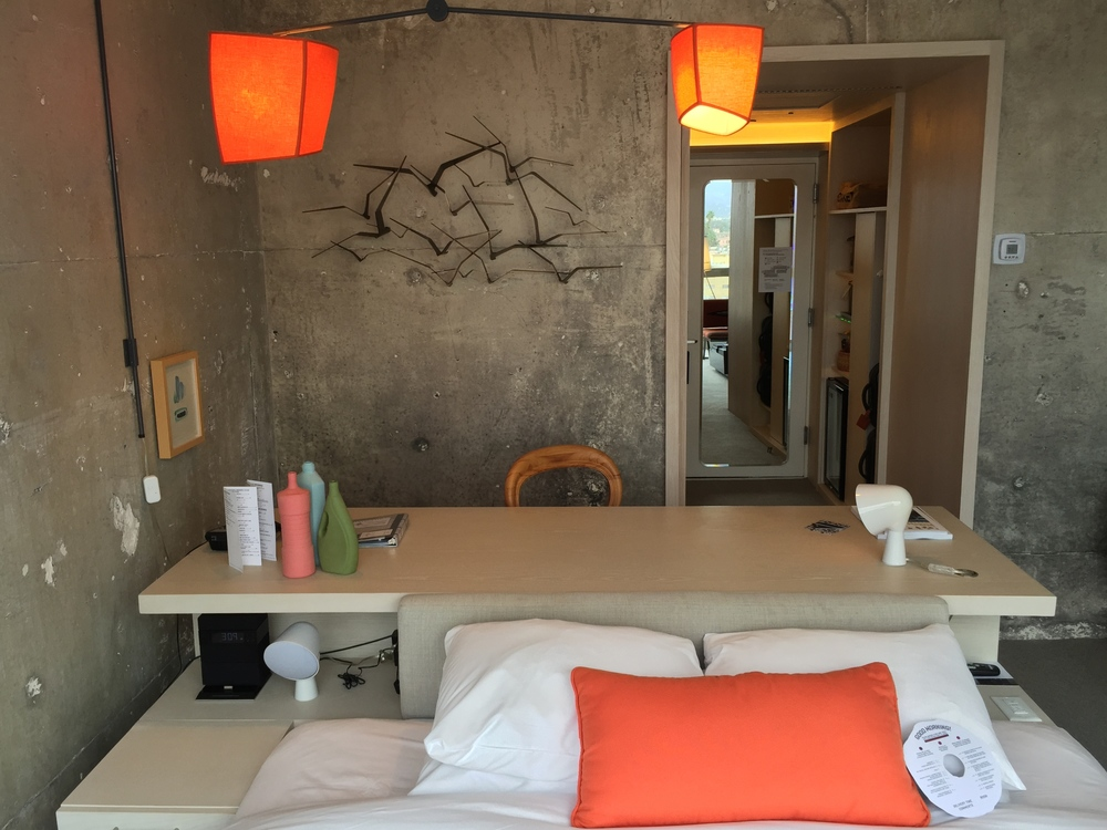 The Line Hotel : Koreatown'shippest hotel