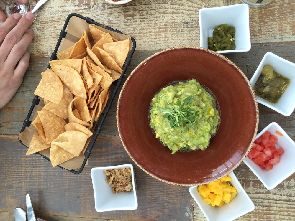 Outpost: Build your own guac