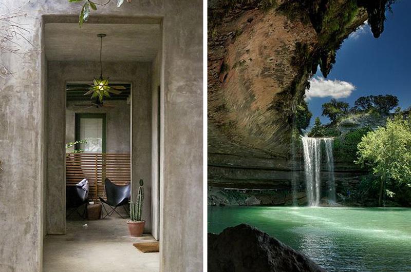 Hotel San José / Hamilton Pool Preserve