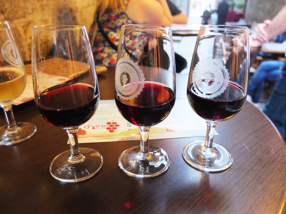 DRINK // Try a flight of Croatian wine at  d'vino wine bar  on a charming side street in Old Town.